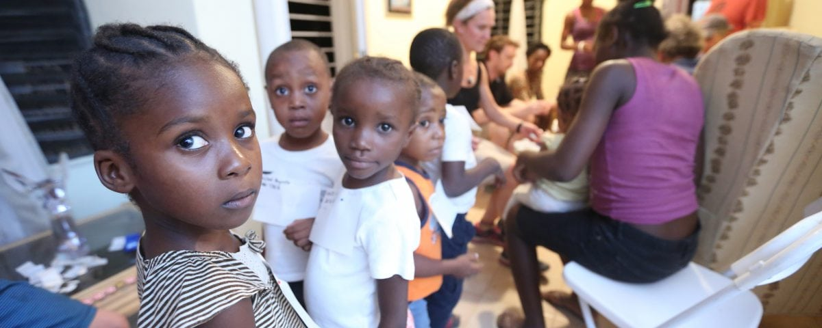 Saving lives with medical care and human services in Haiti